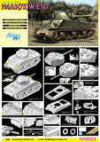 Dragon Military 1/35 M4A3 (75)W ETO Tank (Re-Issue) Kit