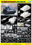 Dragon Military 1/35 PzKpfw IV Ausf D Tank w/5cm L/60 Gun kIT