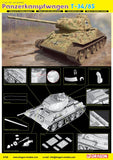 Dragon Military 1/35 PzKpfw T34/85 (No.112 Factory 1944 Production) Tank Kit