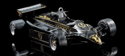 Ebbro Model Cars 1/20 1982 Lotus Type 91 Team Lotus F1 British Grand Prix Race Car Kit