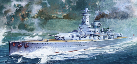 Academy Ships 1/350 Admiral Graf Spee German Pocket Battleship Kit
