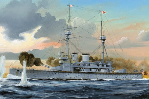 Hobby Boss Model Ships 1/350 HMS Lord Nelson Kit