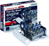 Haynes 1/4 Visible Working Porsche 911 Flat-Six Boxer Engine w/Electric Motor & Sound Kit