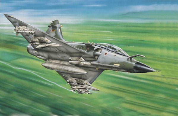 Italeri Aircraft 1/72 Mirage 2000D Aircraft Kit