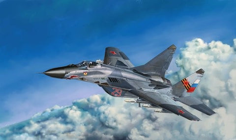 Lion Roar Aircraft 1/48 MiG29 Fulcrum C 9-13 Fighter Kit