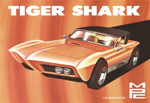 MPC Model Cars 1/25 Tiger Shark Show Rod Kit