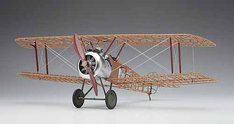 Hasegawa Aircraft 1/16 Sopwith Camel F1 WWI British Fighter Kit