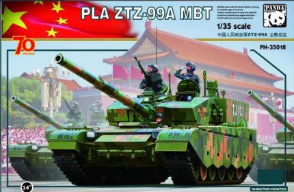 Panda Hobby 1/35 Chinese PLA ZTZ99A Main Battle Tank Kit