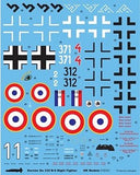 HK Models 1/32 Dornier DO 335 B-6 Night Fighter Kit