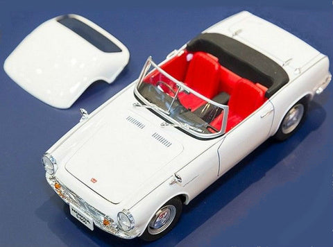 ... Tamiya Model Cars 1/24 Honda S600 Convertible Sports Car Kit