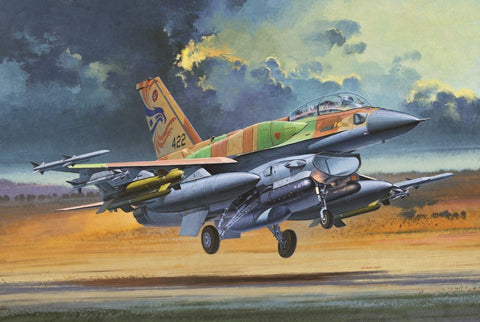 Academy Aircraft 1/32 F16I Sufa Israeli AF Fighter Ltd Edition (Re-Issue) Kit