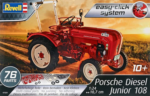 Revell Germany Cars 1/24 Porsche Junior 108 Kit
