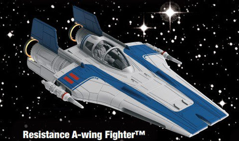 Revell-Monogram Sci-Fi 1/144 Star Wars™ Resistance A-Wing Fighter Kit