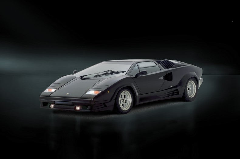 Italeri Model Cars 1 24 Lamborghini Countach 25th Anniversary Kit