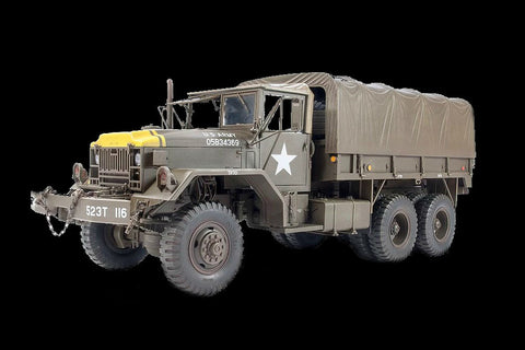 AFV Club Military 1/35 US M54A2 5-Ton 6x6 Cargo Truck Kit