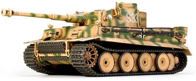 Tamiya Military 1/48 German Tiger I Early Tank Kit