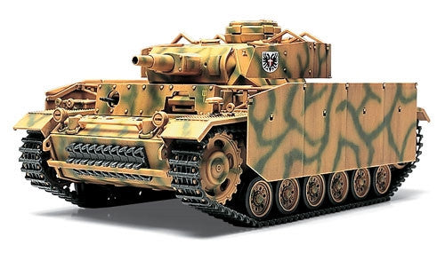 Tamiya Military 1/48 German PzKpfw III Ausf N SdKfz 141/2 Tank Kit