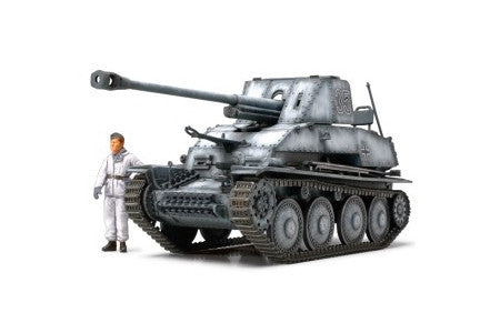 Tamiya Military 1/48 German Marder III Tank Destroyer Kit