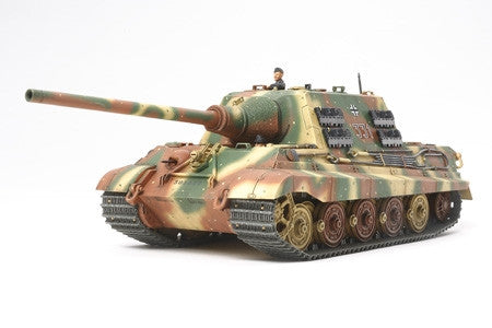 Tamiya Military 1/48 Jagdtiger SdKfz 186 Early Heavy Tank Destroyer Kit