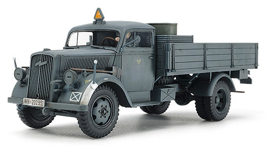 Tamiya Military 1/48 German 3-Ton 4x2 Cargo Truck Kit
