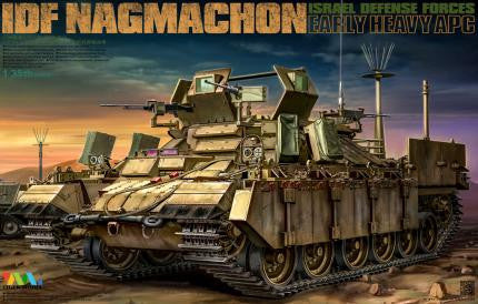 "Tiger Military Models 1/35 Israeli IDF ""Nagmachon"" Early IFV Kit"