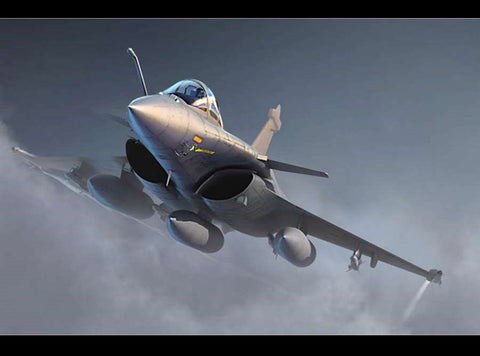 Trumpeter Aircraft 1/144 French Rafale C Fighter Kit