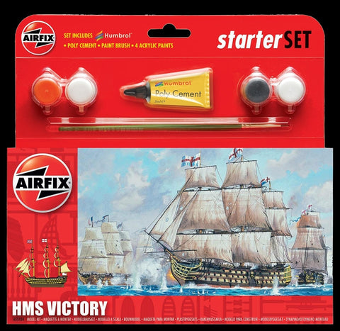 Airfix Ship Models 1/144 Wasa Sailing Ship Gift Set w/Paint & Glue Kit