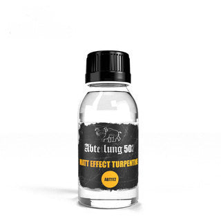 Abteilung 502 Matt Effect Thinner 100ml Bottle