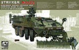 AFV Club Military 1/35 Stryker M1132 (ESV) Engineer Support Vehicle w/Surface Mine Plow Kit
