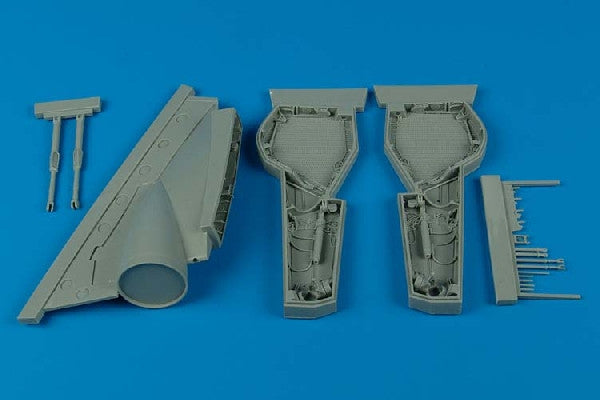 Aires Hobby Details 1/32 BAe Lightning Wheel Bays For TSM