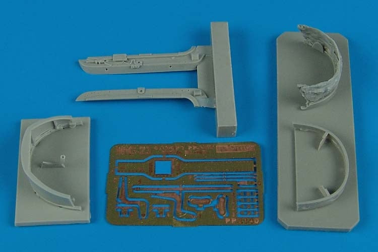 Aires Hobby Details 1/32 MiG23 Canopy Frame w/Blind For TSM