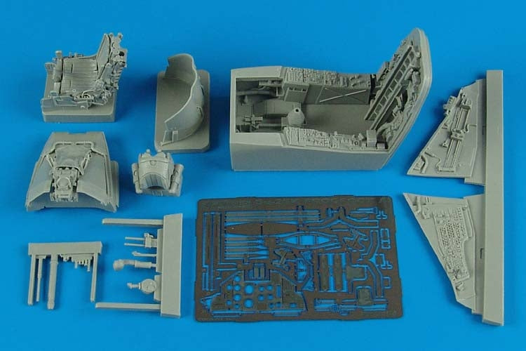 Aires Hobby Details 1/32 Su25K Frogfoot A Cockpit Set For TSM