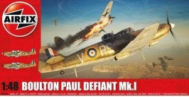 Airfix Aircraft 1/48 Boulton Paul Defiant Mk I Fighter Kit