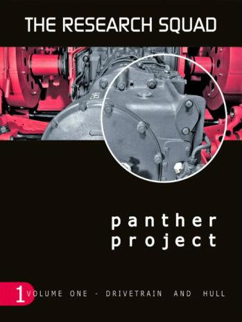 AFV Modeller The Research Squad: Panther Project Vol.1 Drivetrain & Hull