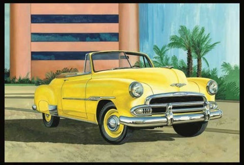 AMT Model Cars 1/25 1951 Chevy Sun Cruiser Convertible Kit