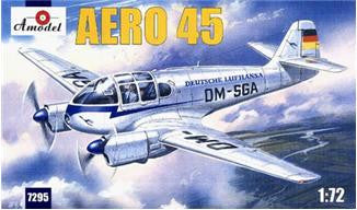 A Model From Russia 1/72 Aero 45 Multifunctional Aircraft Kit