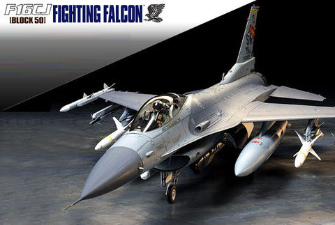 Tamiya Aircraft 1/32 F16CJ Block 50 Fighting Falcon Aircraft Kit