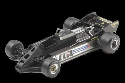 Ebbro Model Cars 1/20 1981 Lotus Type 88B Team Lotus F1 Race Car Kit