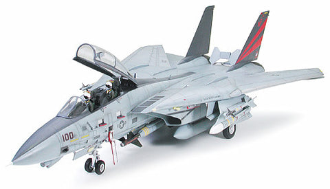 Tamiya Aircraft 1/32 F14A Tomcat Black Knights Defense Fighter Kit