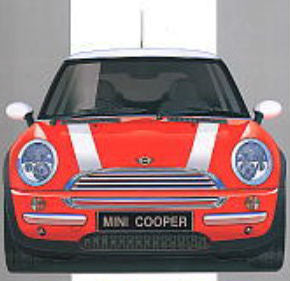 Fujimi Car Models 1 24 New Mini Cooper Car Kit Hobbymodels Com