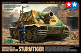 Tamiya Military 1/48 German 38cm Assault Mortar Sturmtiger Kit