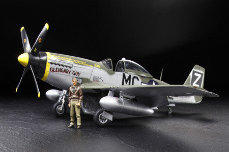 Tamiya Aircraft 1/32 P51D Mustang Fighter Kit