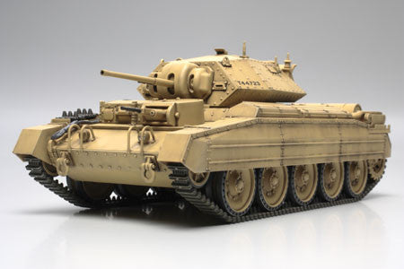 Tamiya Military 1/48 British Crusader Mk I/II Cruiser Tank Kit