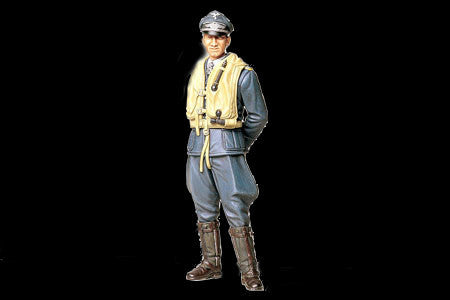 Tamiya Military 1/16 Luftwaffe Ace Pilot Kit