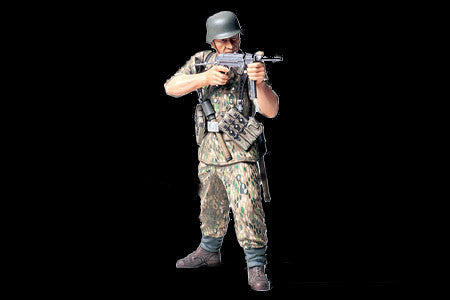 Tamiya Military 1/16 WWII German Elite Infantryman Kit