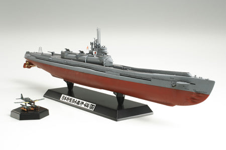 Tamiya Model Ships 1/350 IJN I400 Submarine Kit