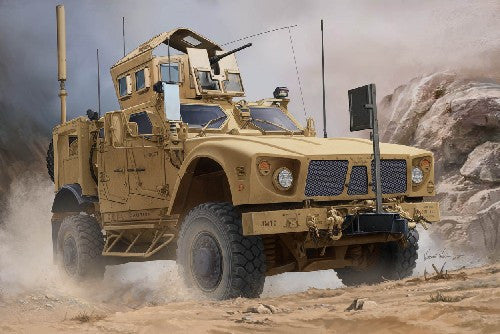 Trumpeter Military Models 1/16 US M-ATV MRAP (Mine Resistant Ambush Protected) Vehicle Kit