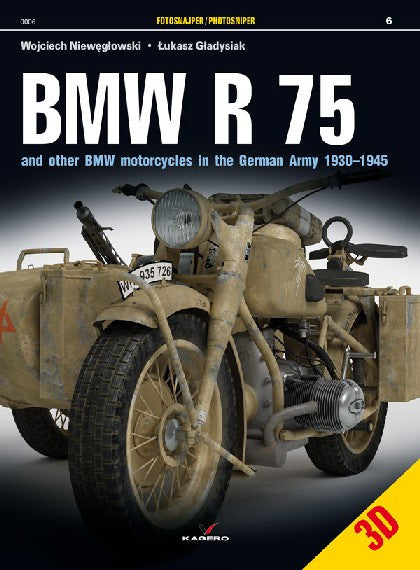 Kagero Books Photosniper: BMW R75