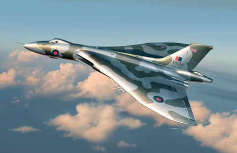 Dragon Models Aircraft 1/200 Avro Vulcan B2 Jet-Pwd Bomber Ascension Island 30th Anniv Falklands War