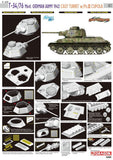 Cyber-Hobby Military 1/35 T34/76 Model 1942 German Army Tank w/Cast Turret Ltd. Edition Kit